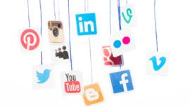 Het bereik van sociale netwerken
