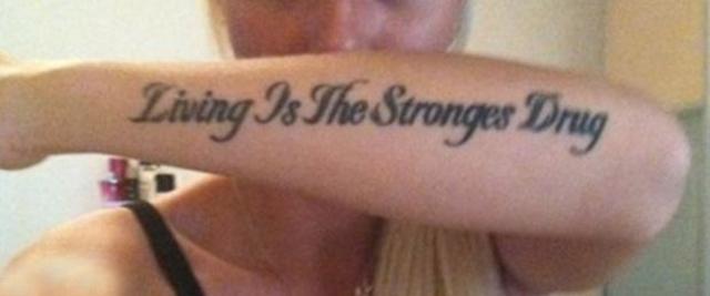traduccion tatuajes stronges