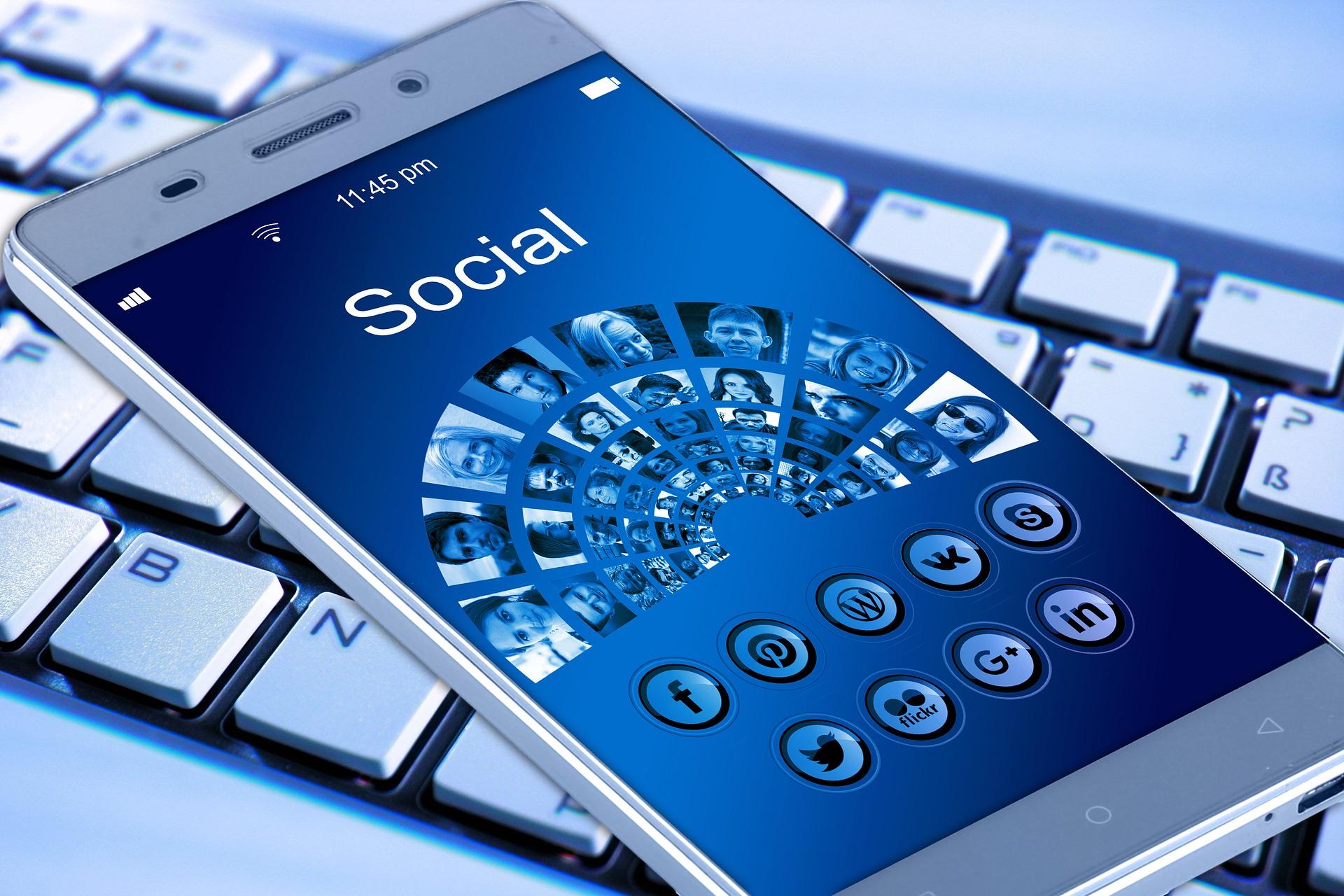 social media marketing digital internacional