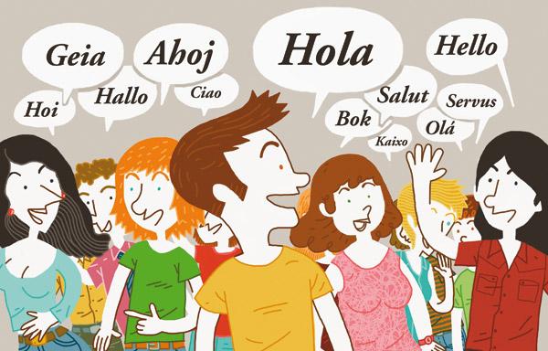 diferencia entre idioma y dialecto
