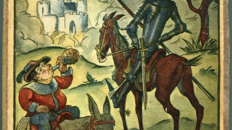 Traducciones del Quijote: el ingenioso hidalgo
