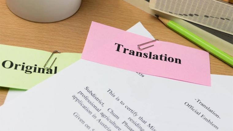 Traducciones técnicas de inglés a español