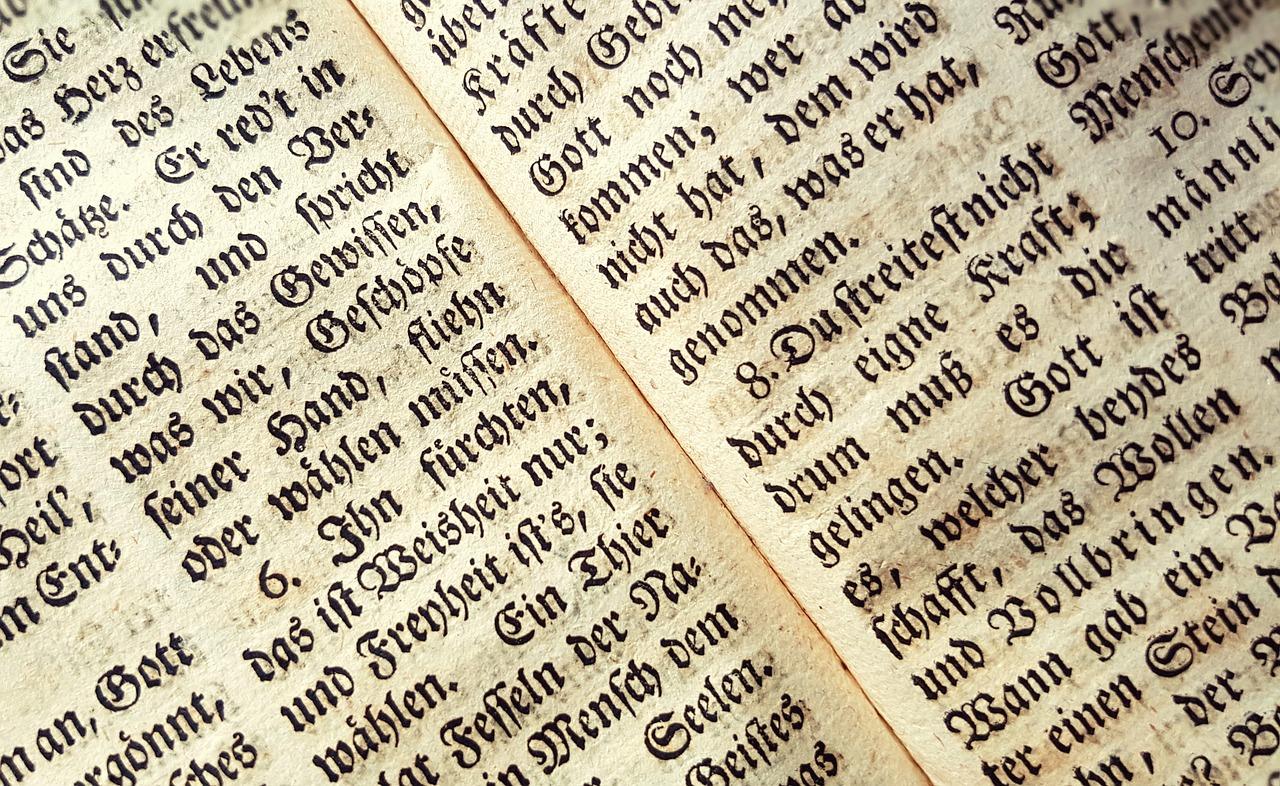 Traduction allemand français