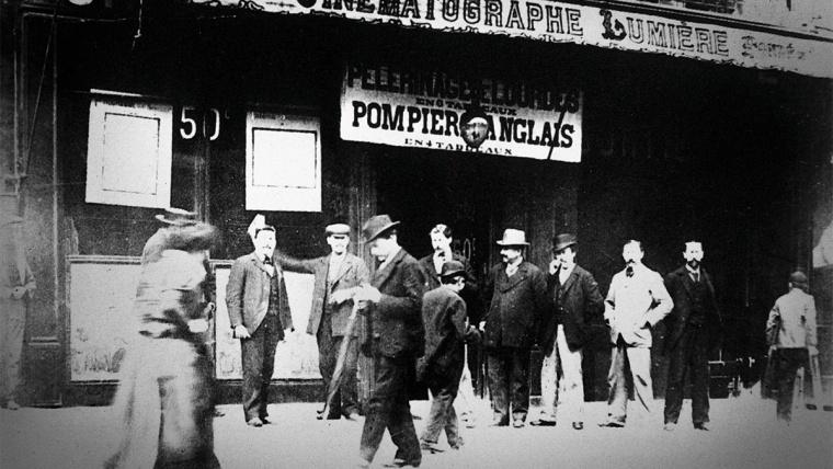 ¿Sabrías decir cuál es la fecha oficial del nacimiento del cine?