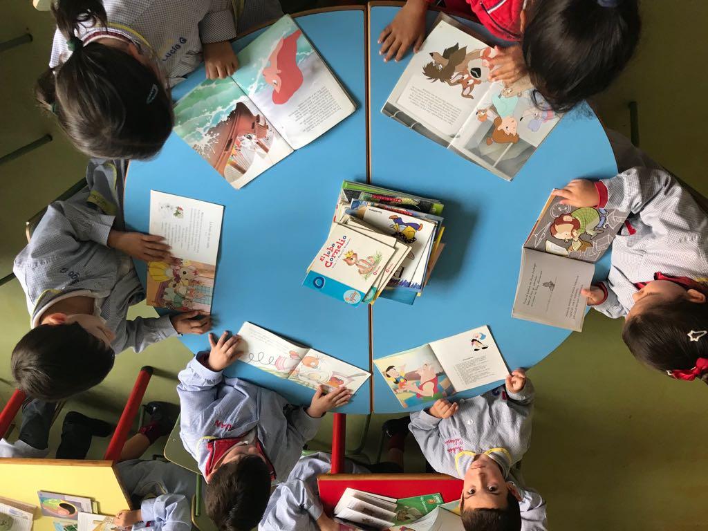 actividades para enseñar a leer y escribir a niños ciegos