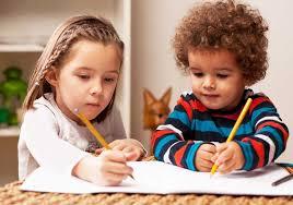 como enseñar a escribir a un niño de 6 años