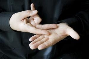el lenguaje de signos es verbal o no verbal