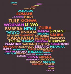 que lenguas se hablan en colombia ademas del castellano