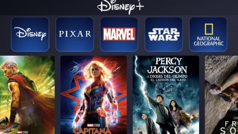 Subtítulos Netflix vs. Disney Plus