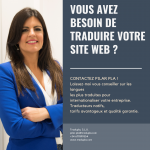 traduire site web